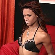 3d-Amime Mit Zwei Transfrauen, Die Sich Ficken